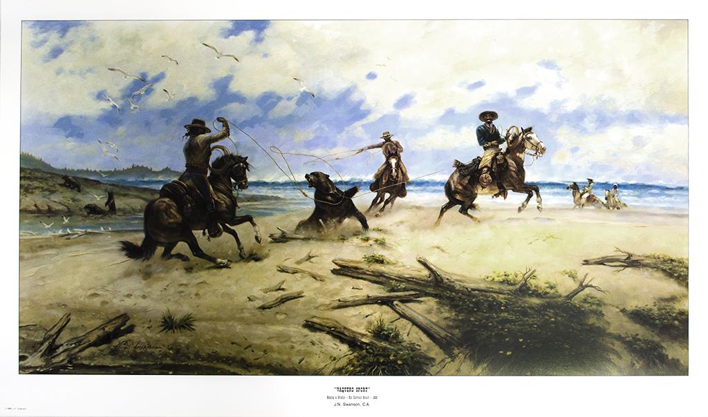 Jack Swanson | Vaquero Sport
