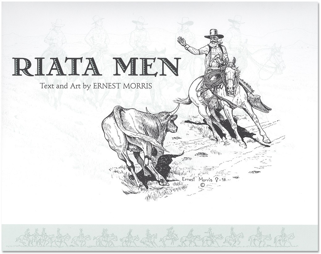 Riata Men front cover