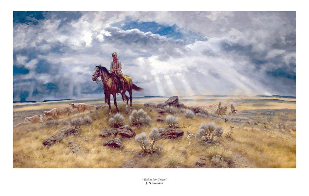 Jack Swanson - Trailing Into Oregon