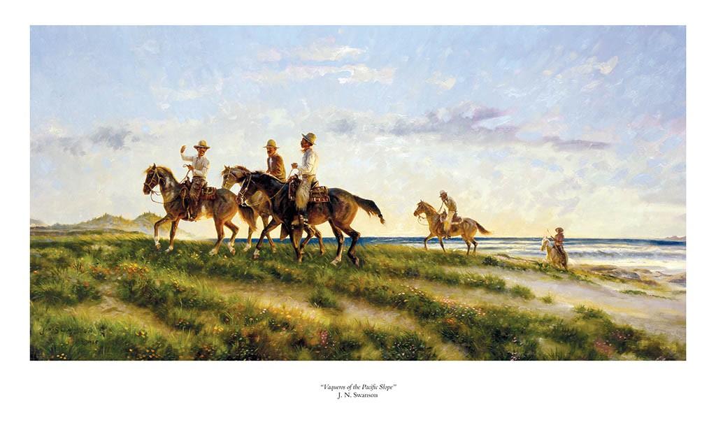 Jack Swanson - Pacific Slope