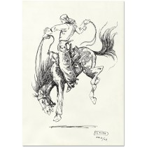 Bucking Horse Rider (3)