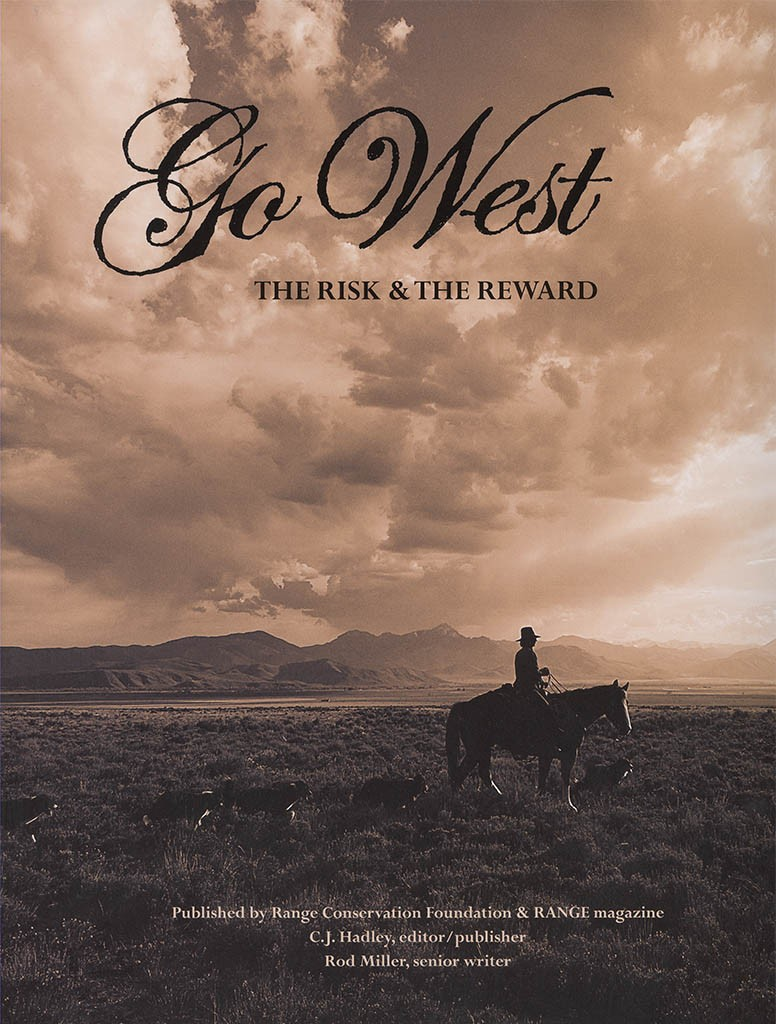 Go West - Front Cover