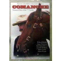 Comanche DVD - Front Cover