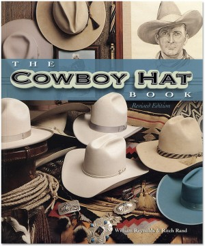 The Cowboy Hat Book - Front Cover