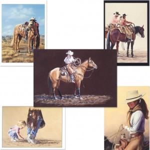 Cowboys & Cowgirls Set