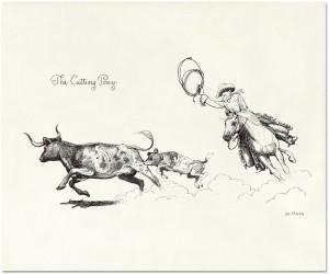 The Cutting Pony
