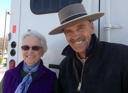 Margaret Dorrance and John Saint Ryan